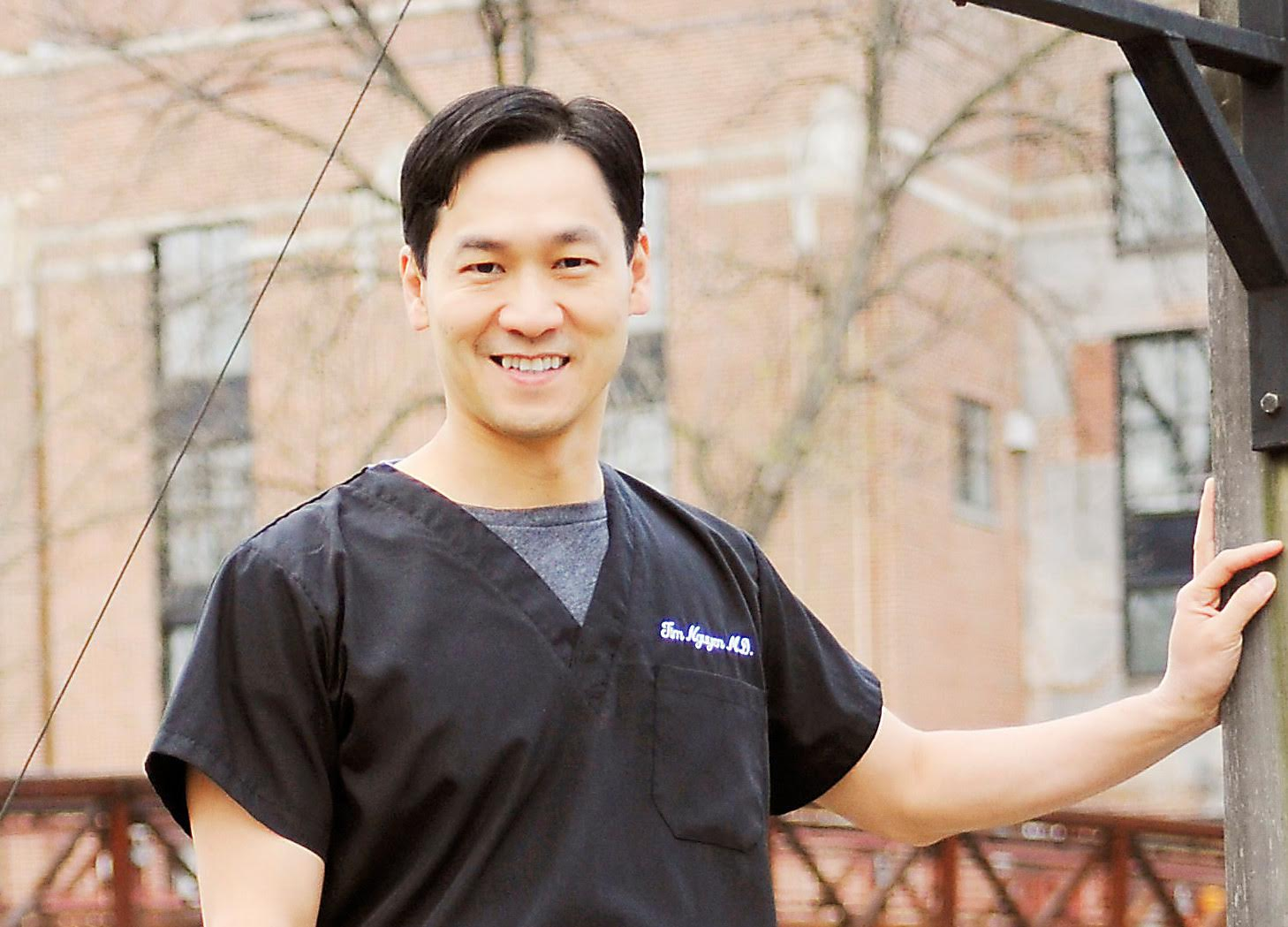 Dr. Tim Nguyen. Buckhead Primary and urgent care clinic. Atlanta