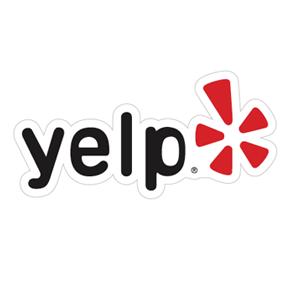 We are on Yelp!